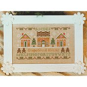 Country Cottage Needleworks - Gingerbread Houses