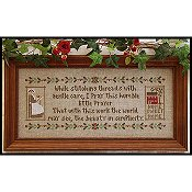 Little House Needleworks - A Stitcher's Prayer