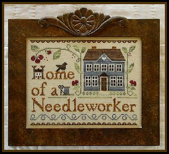 Little House Needleworks - Home of a Needleworker, too! MAIN