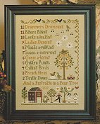 Little House Needleworks - 12 Days of Christmas THUMBNAIL