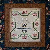 Little House Needleworks - 1785 Samplings THUMBNAIL