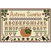 Little House Needleworks - Autumn Sampler THUMBNAIL