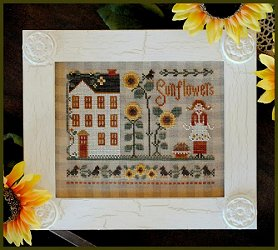 Little House Needleworks - Little Miss Sunflower MAIN