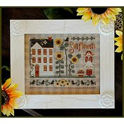 Little House Needleworks - Little Miss Sunflower THUMBNAIL