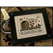 Little House Needleworks - My Dwelling Place THUMBNAIL