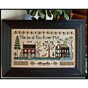 Little House Needleworks - The Inn At Fox River Mill
