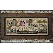Little House Needleworks - Hillside Travelers THUMBNAIL