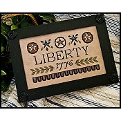 Little House Needleworks - Liberty 1776 THUMBNAIL