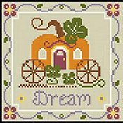 Little House Needleworks - Once Upon A Time Series - Dream