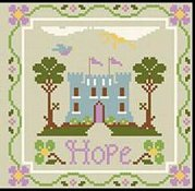Little House Needleworks - Once Upon A Time Series - Hope