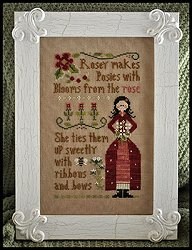 Little House Needleworks - Rosey MAIN