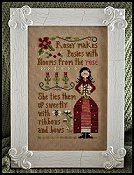 Little House Needleworks - Rosey THUMBNAIL