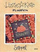 Lizzie Kate Snippet - Plumpkin