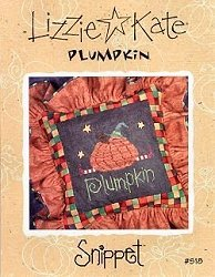 Lizzie Kate Snippet - Plumpkin MAIN