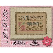 Lizzie Kate Flip-It Series - 3 Little Words - Be Kind Always