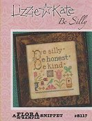 Lizzie Kate Snippet - Be Silly Flora McSample THUMBNAIL