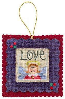 Lizzie Kate - Flip-It:  Christmas Blessing - Love MAIN