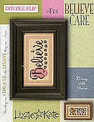 Lizzie Kate - Living with Charm Double Flip Series - Believe Care