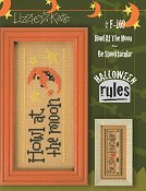 Lizzie Kate - Halloween Rules Double Flip Series - Howl At The Moon / Be Spooktacular