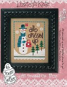 Lizzie Kate - 6 Snow Belles Flip It - All Dressed Up THUMBNAIL