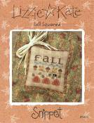 Lizzie Kate Snippet - Fall Squared