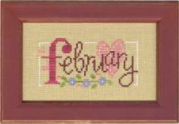 Lizzie Kate - Flip It Bits - A Bit of February