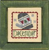 Lizzie Kate Flip-It: Stamps - December
