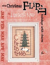 Lizzie Kate - Flip-It:  Holidays With Charm - Christmas_MAIN