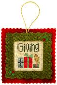 Lizzie Kate - Flip-It:  Christmas Blessings - Giving