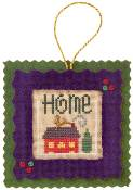 Lizzie Kate - Flip-It:  Christmas Blessings - Home