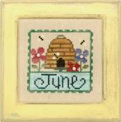 Lizzie Kate Flip-It: Stamps - June