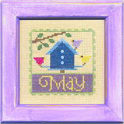 Lizzie Kate Flip-It Stamps - May MAIN