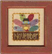 Lizzie Kate Flip-It: Stamps - November