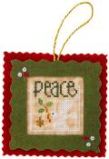Lizzie Kate - Flip-It:  Christmas Blessings - Peace