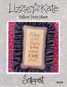 Lizzie Kate Snippet - Follow Your Heart THUMBNAIL