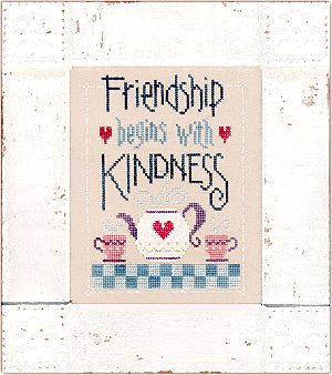 Lizzie Kate - Friendship Begins_MAIN