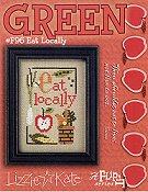 Lizzie Kate - Green Flip It - Eat Locally