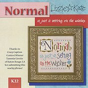 Lizzie Kate - Normal Is Just A Setting