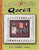 Lizzie Kate - Quick-It:  Live Simply THUMBNAIL