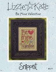 Lizzie Kate Snippet - Be Mine Valentine_MAIN