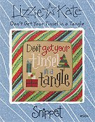 Lizzie Kate Snippet - Don't Get Your Tinsel in a Tangle