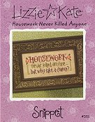 Lizzie Kate Snippet - Housework Never Killed Anyone