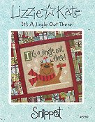 Lizzie Kate Snippet - It's a Jingle Out There! THUMBNAIL