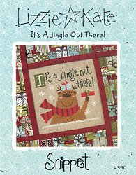 Lizzie Kate Snippet - It's a Jingle Out There! MAIN