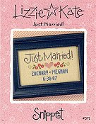 Lizzie Kate Snippet - Just Married! THUMBNAIL