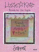 Lizzie Kate Snippet - Friends Are Like Angels THUMBNAIL