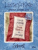 Lizzie Kate Snippet - Cherish Dream Live_THUMBNAIL