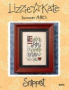 Lizzie Kate Snippet - Summer ABC's