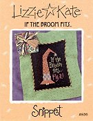 Lizzie Kate Snippet - If The Broom Fits...