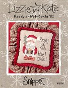 Lizzie Kate Snippet - Ready or Not - Santa '01 THUMBNAIL